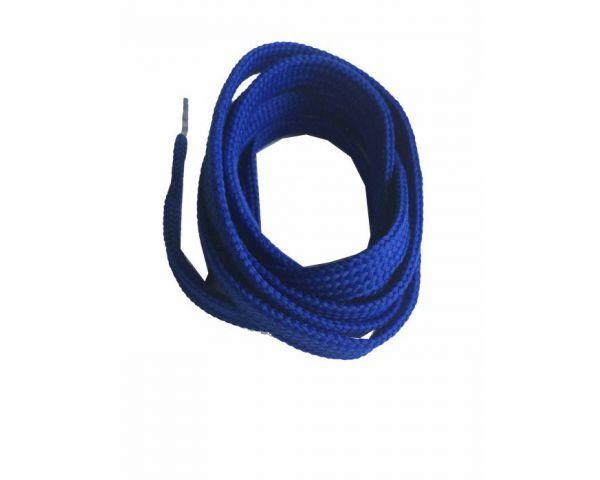 Cordón plano azulina