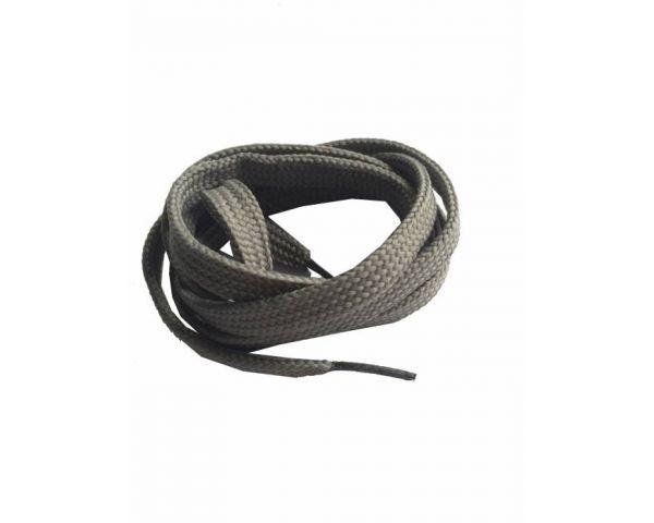 Cordón plano gris