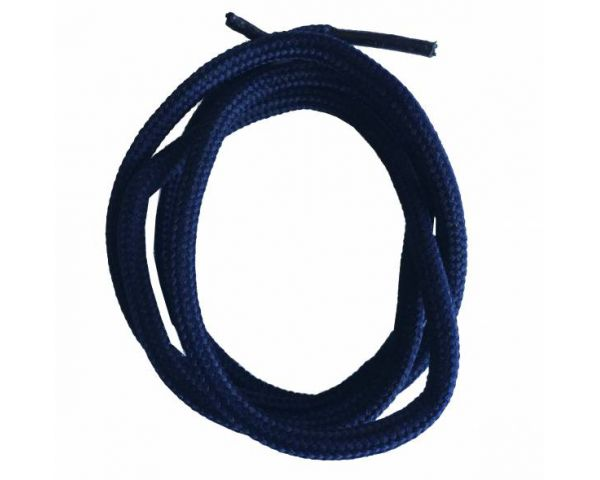 Cordón redondo normal azul marino