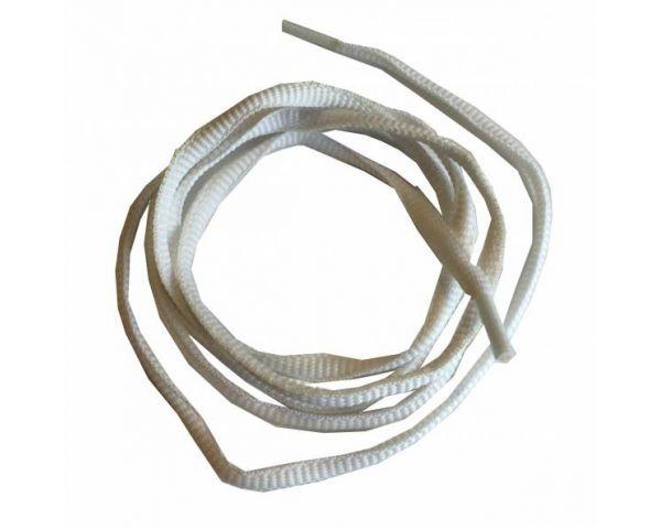 Cordón trainer blanco