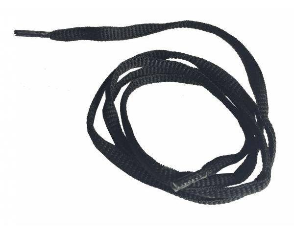Cordón trainer negro