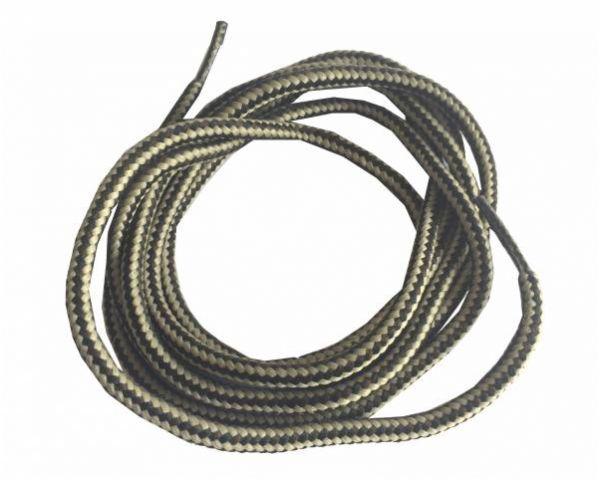 Cordón redondo normal marrón-beig