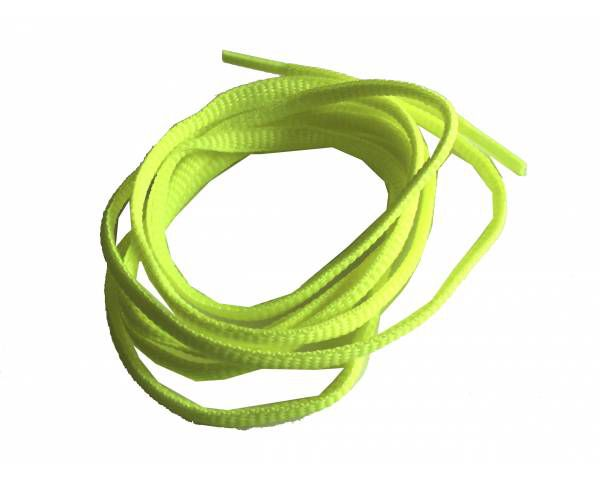Cordón trainer amarillo fluor