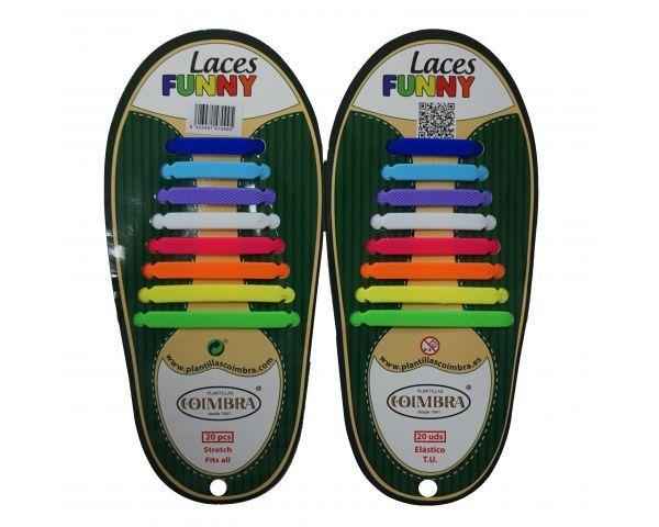 Funny Laces Multicolor
